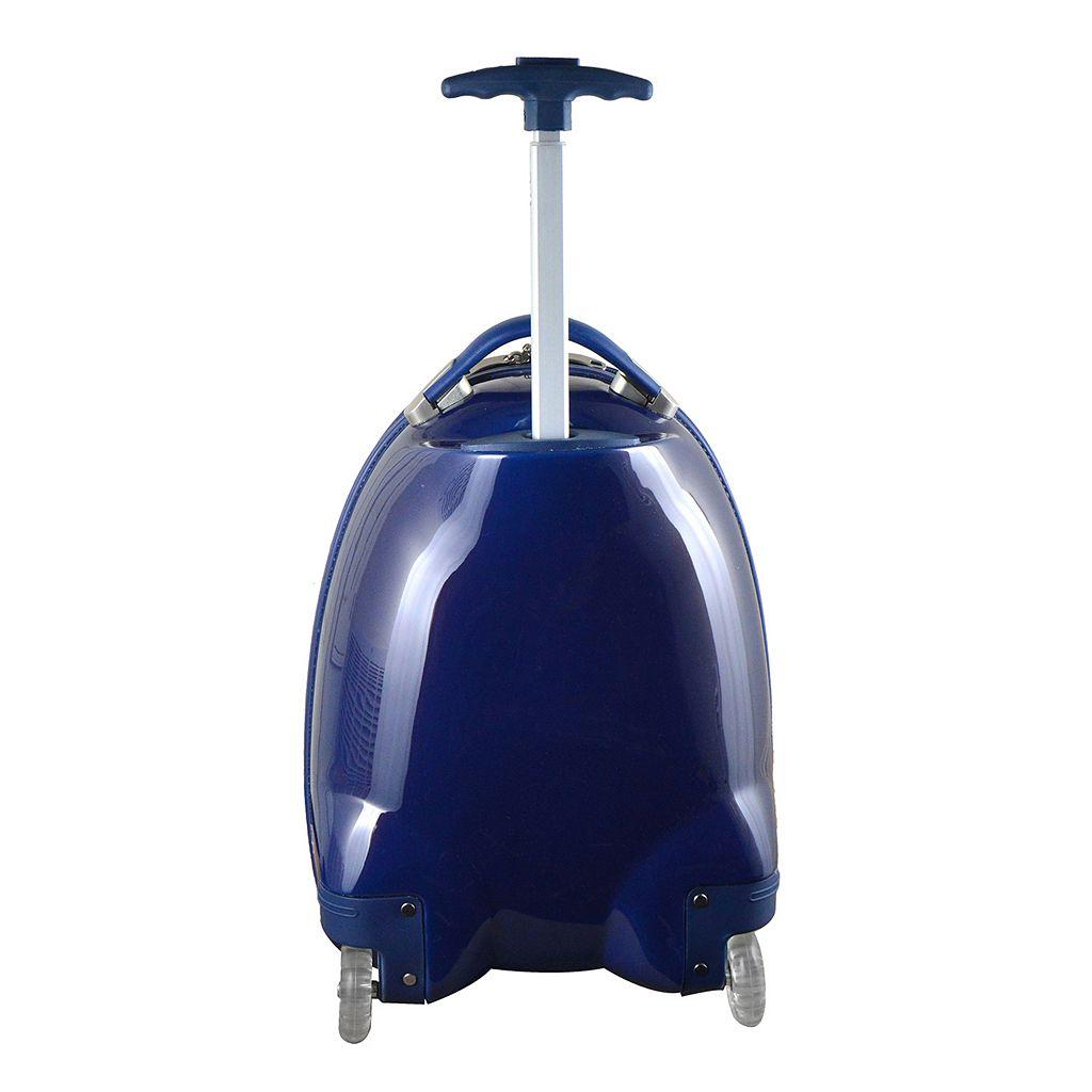 Children's Denver Broncos Hardshell Wheeled Luggage Pod