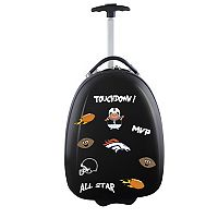 Children's Denver Broncos Hardshell Wheeled Luggage Pod