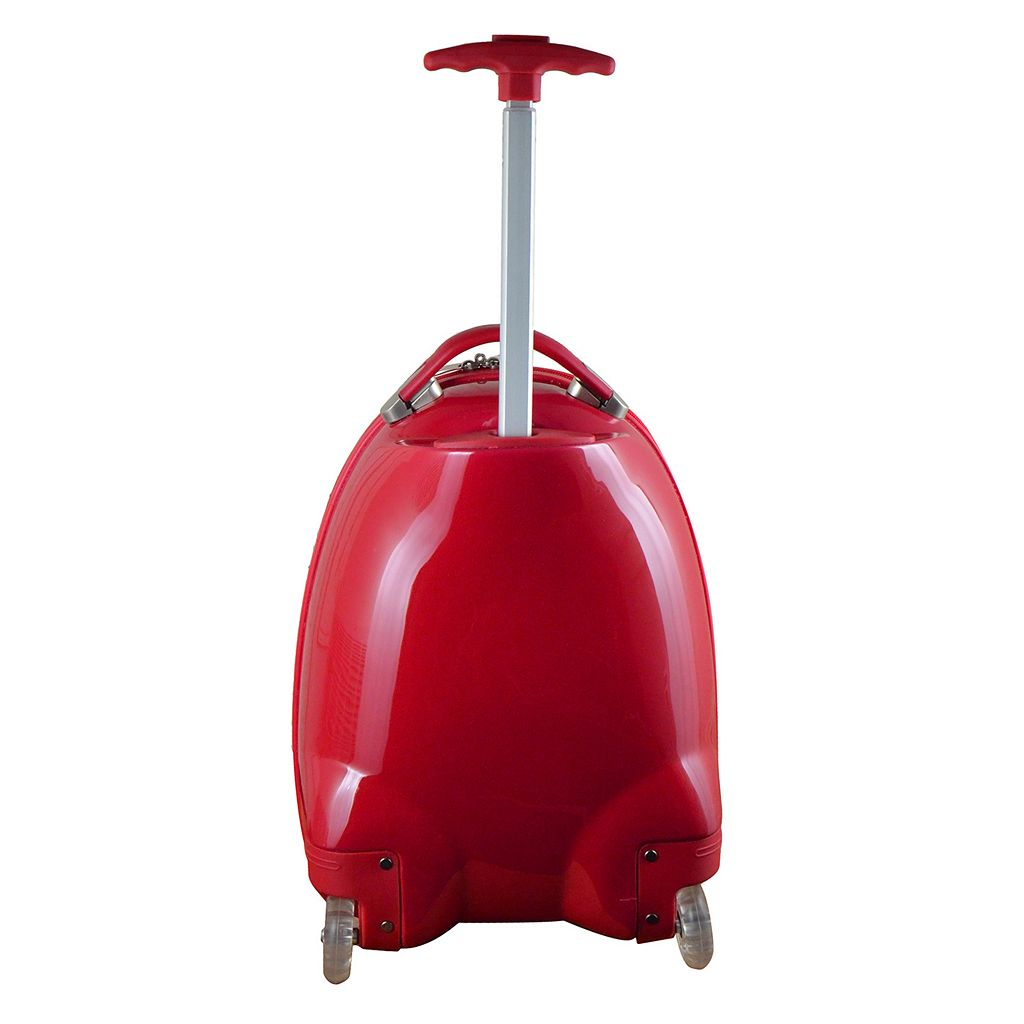 Children's New York Giants Hardshell Wheeled Luggage Pod