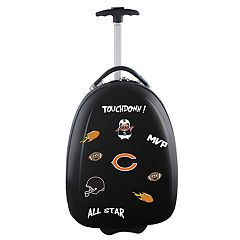 Children's Chicago Bears Hardshell Wheeled Luggage Pod