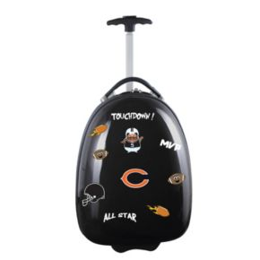 Children's Chicago Bears Hardshell Wheeled Luggage Pod