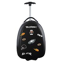 Children's Philadelphia Eagles Hardshell Wheeled Luggage Pod