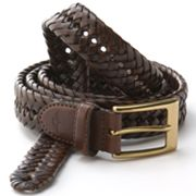 Dockers V-Weave Braided Belt - Extended Size