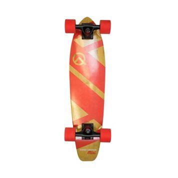 Quest Super Cruiser Mini 27-Inch Cruiser Skateboard