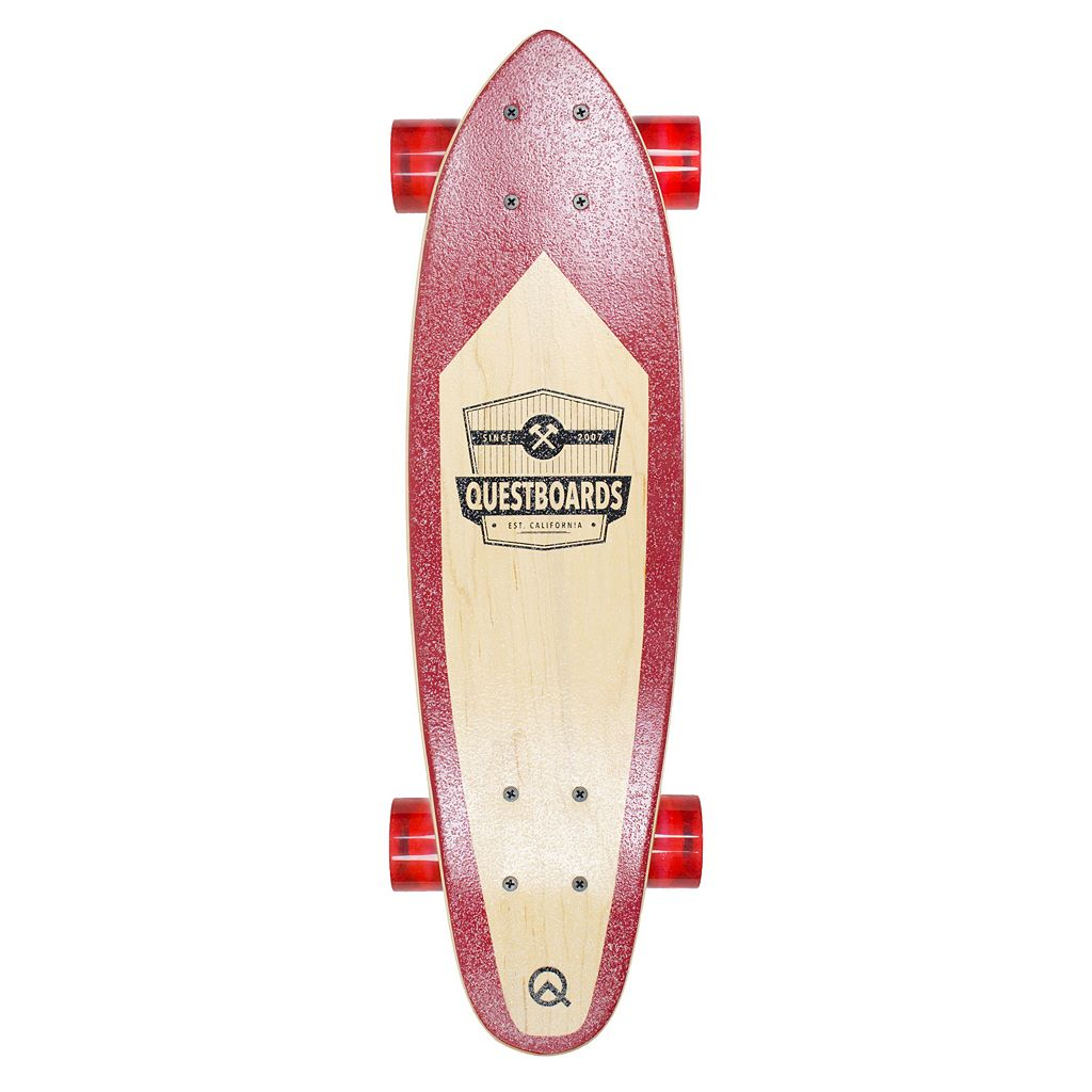 Quest Raptor 24-Inch Cruiser Skateboard