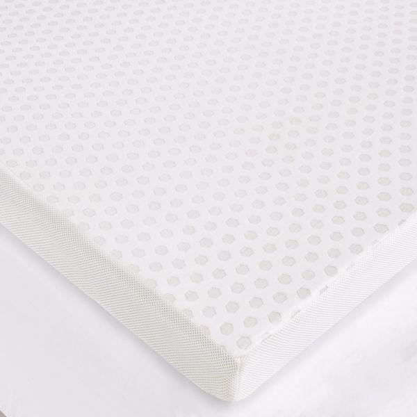 Flexapedic by Sleep Philosophy 3 Inch Gel Memory Foam