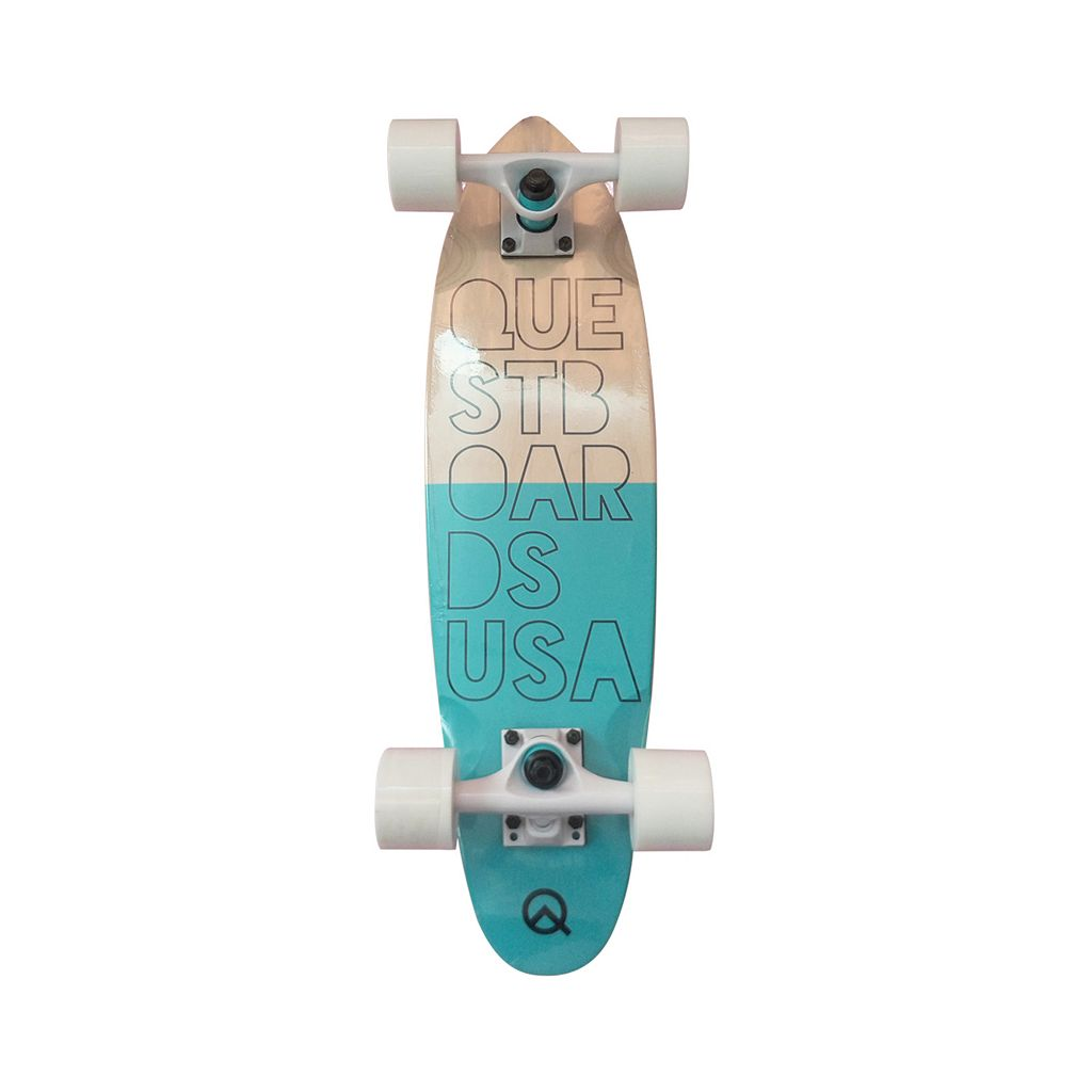 Quest Reef 24-Inch Cruiser Skateboard