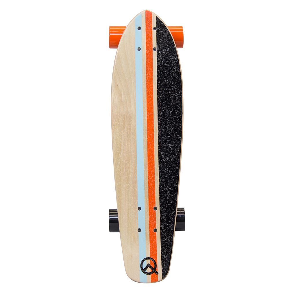 Quest Rebel 27-Inch Cruiser Skateboard