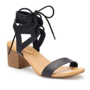 madden NYC Lucinda Women's Block Heel Sandals