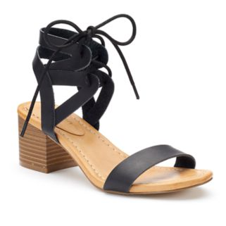 madden NYC Lucinda Women's Block Heel Sandals