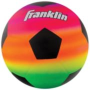"Franklin 8.5"" Rainbow Playground Soccer Ball"