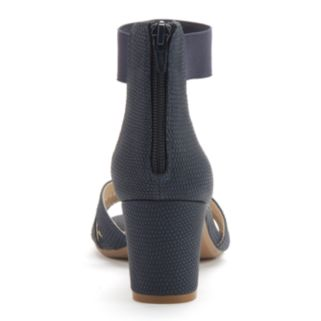 Croft & Barrow® Women's Ortholite Block-Heel Sandals