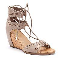 madden NYC Riitzz Women's Wedge Sandals
