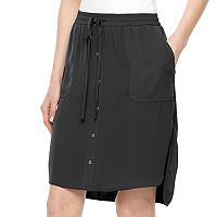 Women's Apt. 9® Twill Skirt