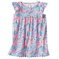 Girls 4-12 OshKosh B'gosh® Floral Printed Tunic