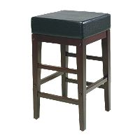 Office Star Products 25 in Square Counter Stool