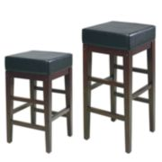 Office Star Products 30-in. Square Bar Stool