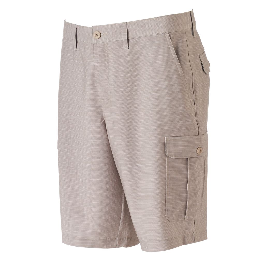 Men's Apt. 9® Modern-Fit Hybrid Stretch Cargo Shorts