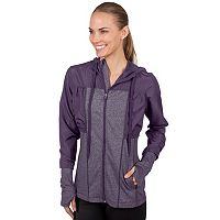 Women's Jockey Sport Propel Mixed Media Jacket