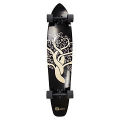 Quest Super Cruiser Maple 44-Inch Longboard Skateboard