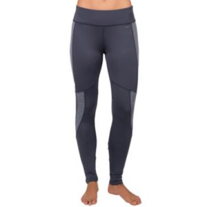 Women's Jockey Sport Colorblock Mesh Performance Leggings