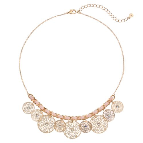 LC Lauren Conrad Filigree Disc...