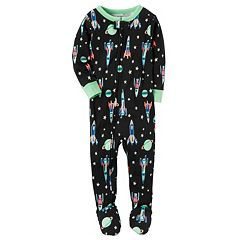 Boys Kids One-Piece Pajamas - Sleepwear, Clothing   Kohl's