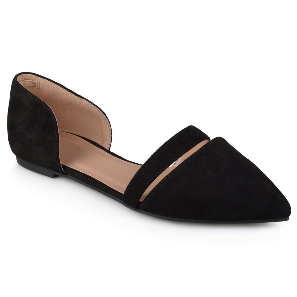 Journee Collection Nita Women's D'Orsay Flats