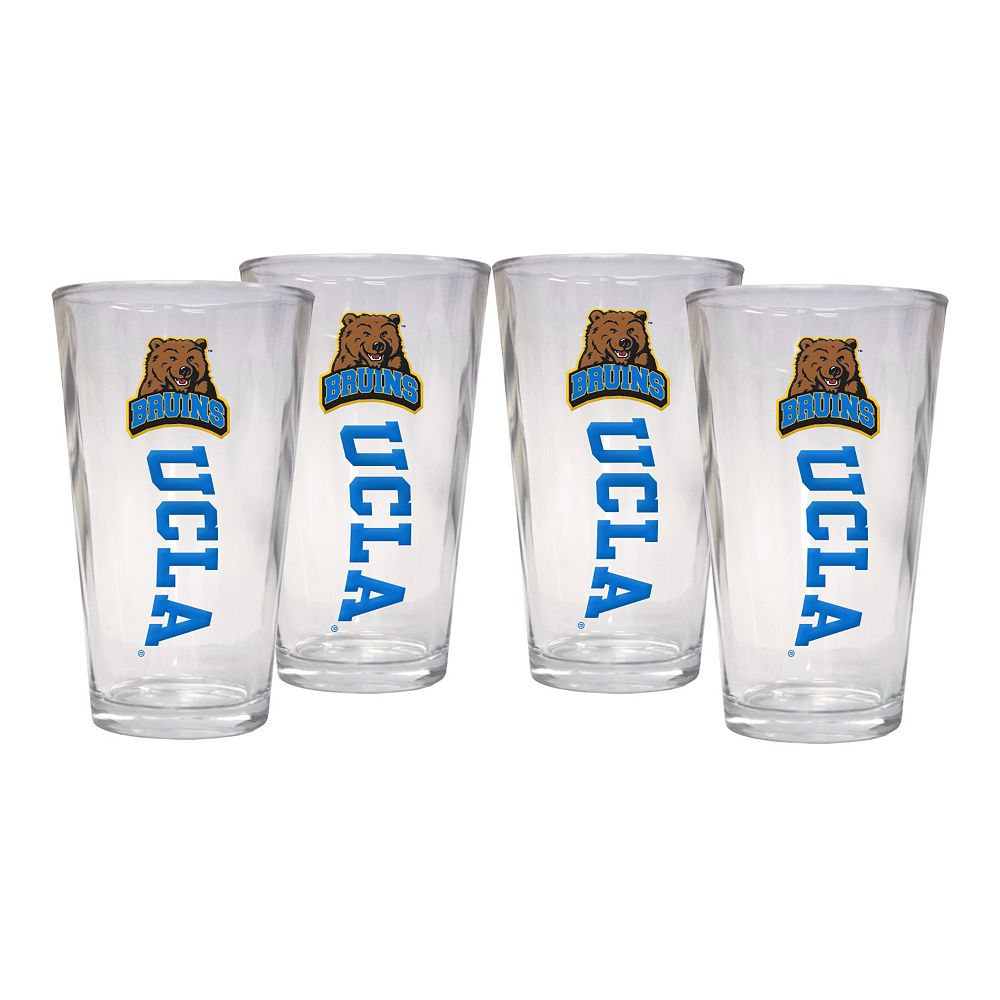 UCLA Bruins 4-Piece Pint Glass Set