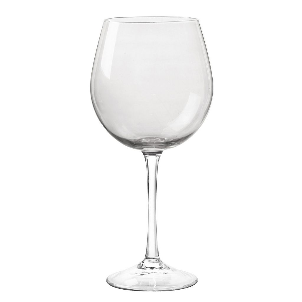 Qualia Radiance 4-pc. Balloon Wine Glass Set