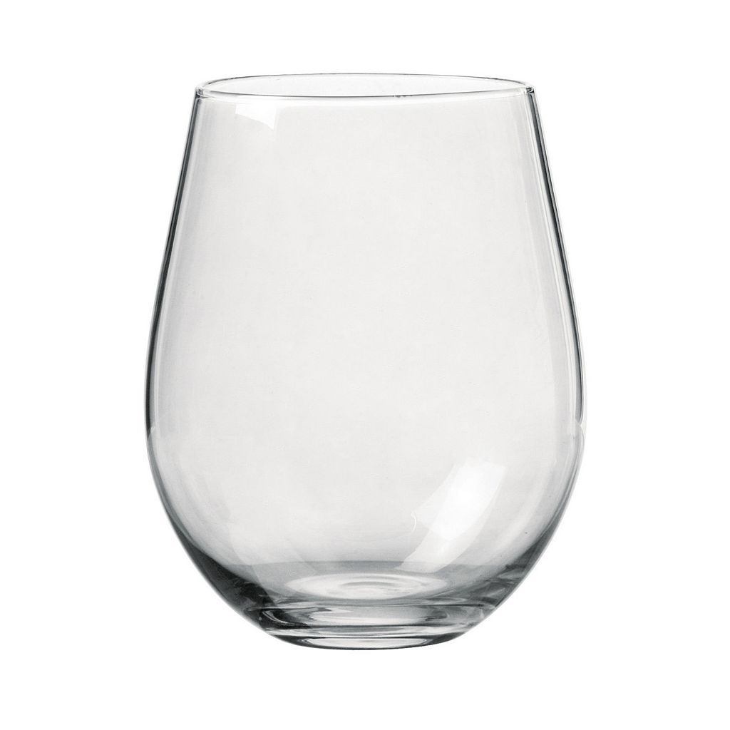 Qualia Radiance 4-pc. Stemless Wine Glass Set