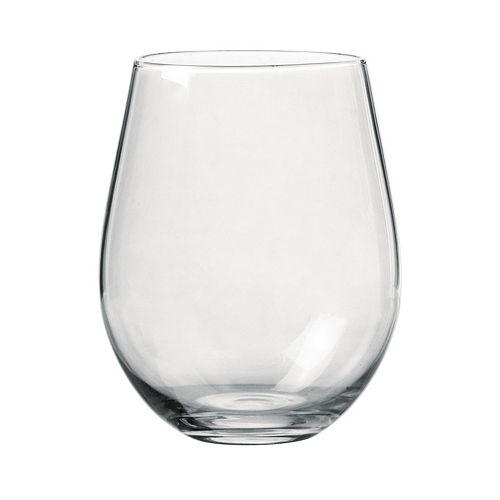 Qualia Radiance 4-pc. Stemless Wine Glass Set