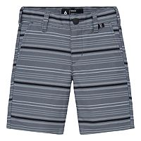 Boys 4-7 Hurley One & Only Walkshort Striped Shorts