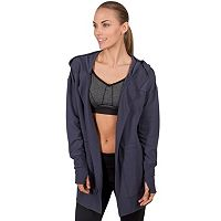 Women's Jockey Sport R&R Open Front Cardigan