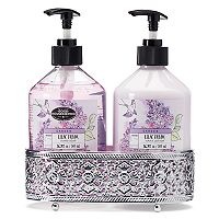 Simple Pleasures 2-pc. Lilac Dream Caddy Gift Set