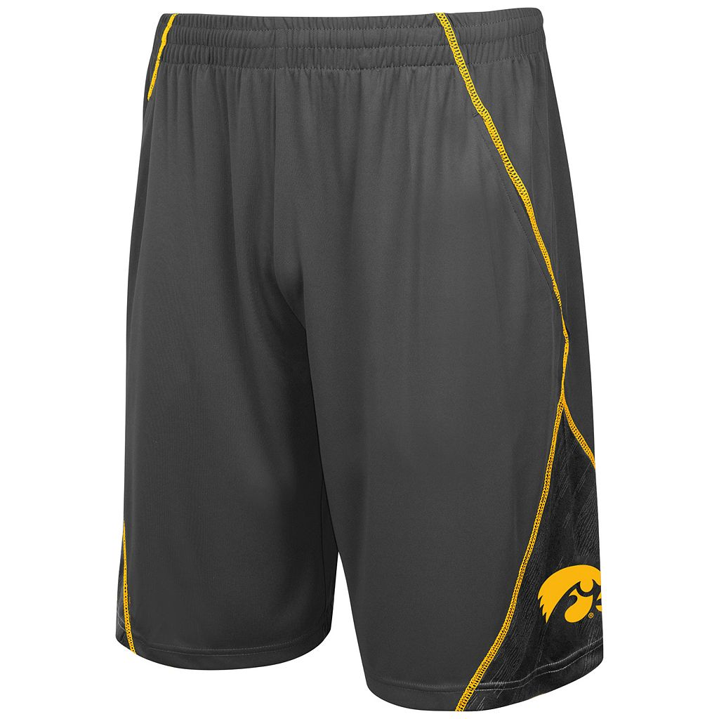 Men's Campus Heritage Iowa Hawkeyes V-Cut Shorts