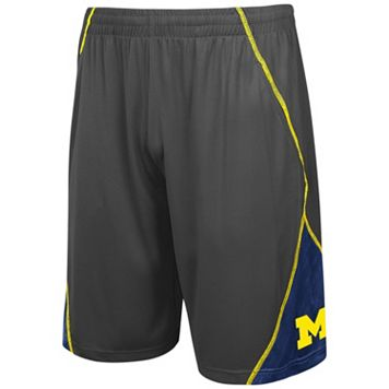 Men's Campus Heritage Michigan Wolverines V-Cut Shorts