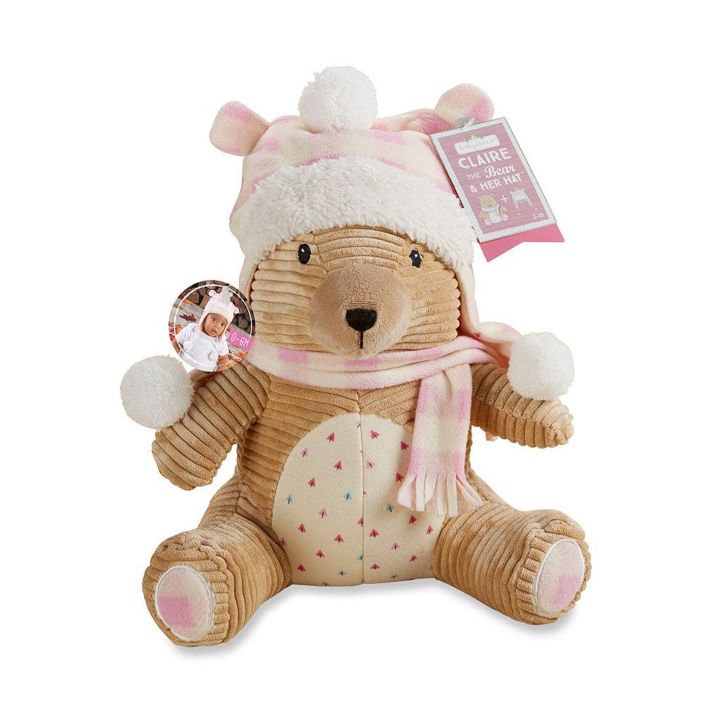 Baby Aspen Claire the Bear Plush