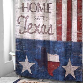 Avanti Home Sweet Texas Shower Curtain