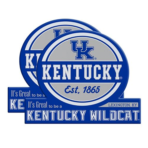 Kentucky Wildcats Jumbo Tailgate Magnet 2-Pack
