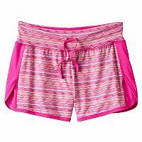 Girls 7-16 & Plus Size SO® Soft Running Shorts