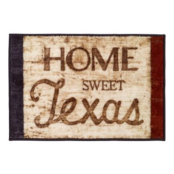 Avanti Home Sweet Texas Rug