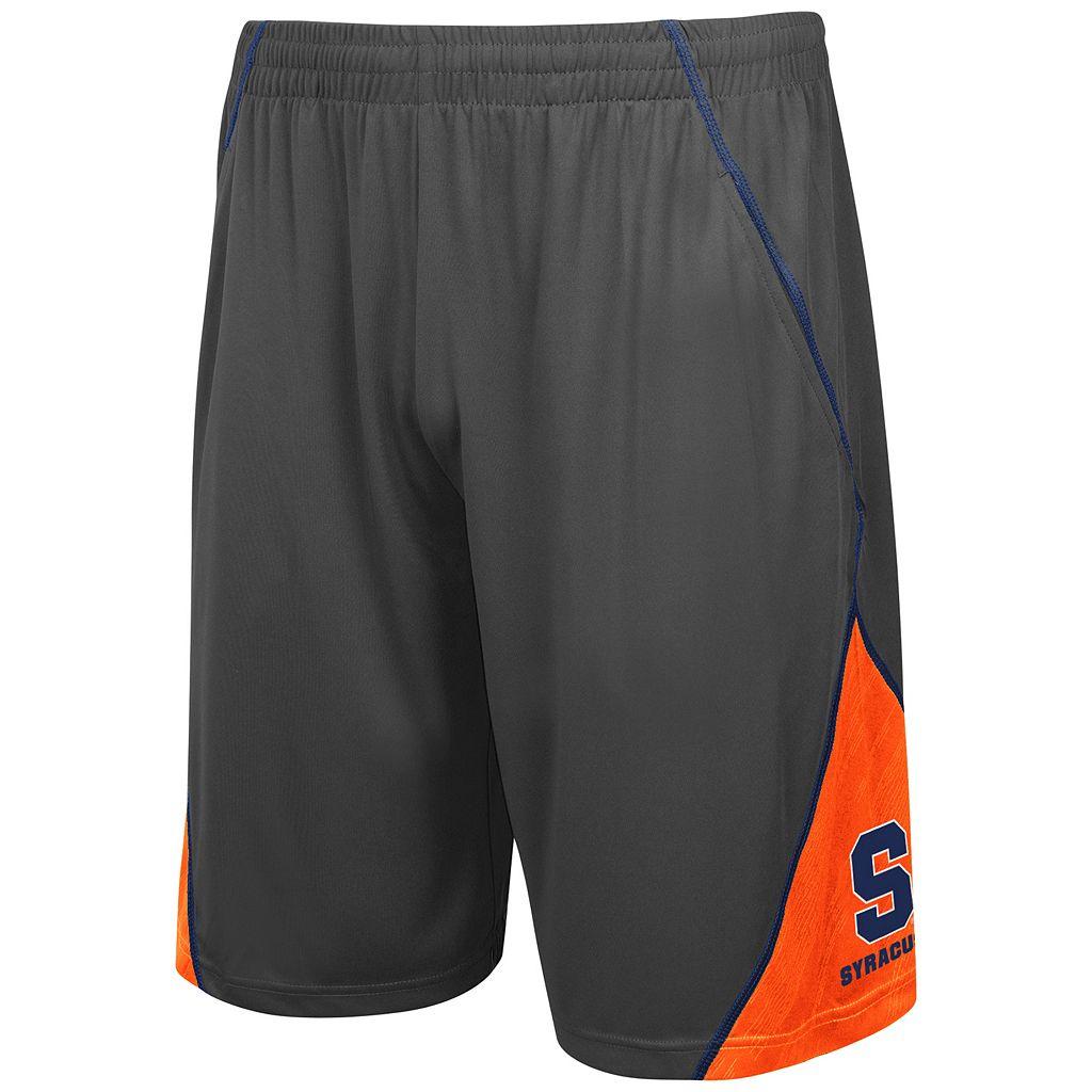 Men's Campus Heritage Syracuse Orange V-Cut Shorts