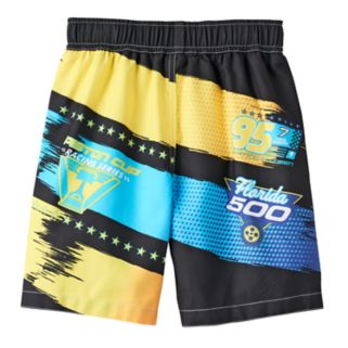Disney / Pixar Cars 3 Toddler Boy Swim Trunks by Jumping Beans®
