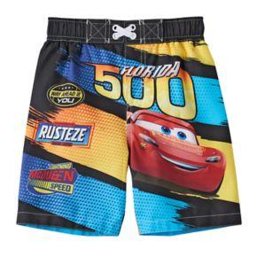 Disney / Pixar Cars 3 Toddler Boy Swim Trunks by Jumping Beans®