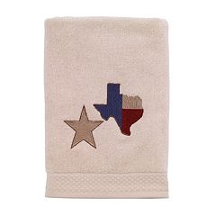 Avanti Home Sweet Texas Embroidered Hand Towel