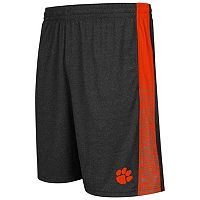 Men's Campus Heritage Clemson Tigers Fire Break Shorts