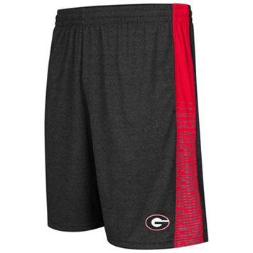 Men's Campus Heritage Georgia Bulldogs Fire Break Shorts