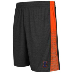 Men's Campus Heritage Illinois Fighting Illini Fire Break Shorts