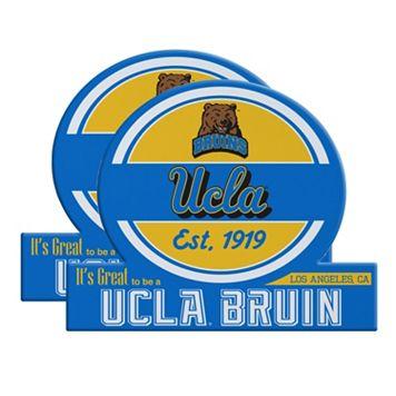 UCLA Bruins Jumbo Tailgate Magnet 2-Pack
